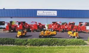 Alexander Equipment Company Steve Johnston