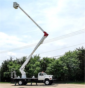 Let's Talk Bucket Trucks and Mobile Aerial lifts