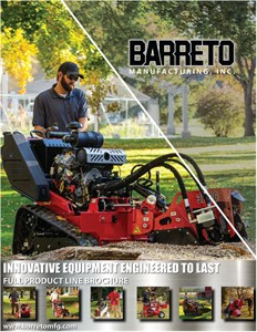 We are thrilled to announce that Barreto Manufacturing has released our latest equipment brochure!