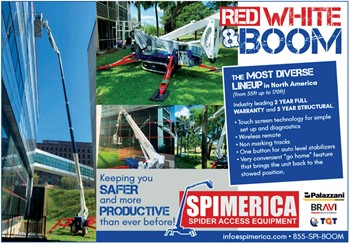 Featured Advertiser - Spimerica Access Solutions