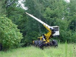 4-wheel Jarraff tree trimmer