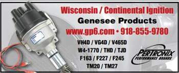 Wisconsin/Continental Ignition