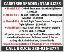 Care Tree Spade Model 601