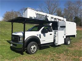 2020 Ford 550 4×4 With Versalift SST40