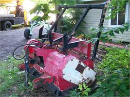 2000 Fecon Mower