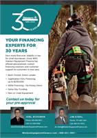 Western Equipment Finance Offering Custom Financing Solutions For The Tree Industry