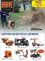 BRAVE Log Splitters, Blowers, Generators, Pressure Washers & More