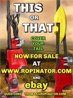 The Ropinator - Cover Your Dead Ends