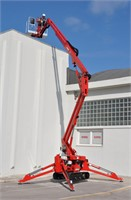 CMC 60F- Our Tallest F-Series Compact Access Lift