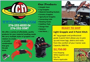 Light Grapple and 3 Point Hitch