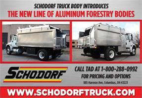 Schodorf Aluminum Forestry Bodies