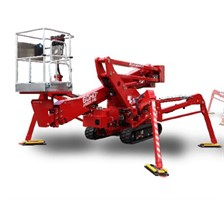 60HD+ Arbor Pro: The Best 60 Foot Tree Care Tracked Lift