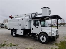 2010 Freightliner M2 Business Class Altec LRV55 forestry unit