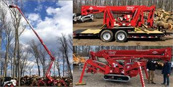 CMC 72HD Spider Lifts with Trailer for Rent
