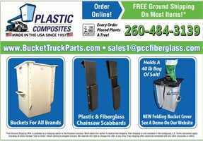 Buckets for All Brands, Plastic & Fiberglass  Chainsaw Scabbards and New Folding bucket covers