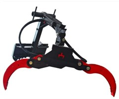56″ T1031 BMGX2 Bypass Rotating Grapple