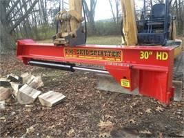 TM Excavator Splitter