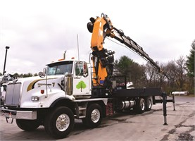 2006 Western Star Twin Steer with Copma 881-8