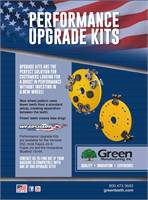 Performance Upgrade Kits available for Vermeer, Rayco Jr & Super Jr & Husqvarna Bluebird