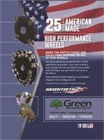 High Performance Greenteeth Stump Grinding Wheels